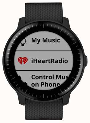 Garmin Vivoactive 3 música hr gps black smartwatch 010-01985-02