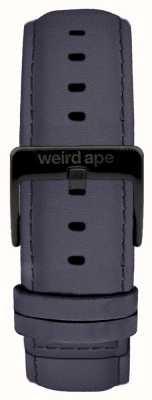 Weird Ape Hebilla violeta azul 20mm correa hebilla negra ST01-000079