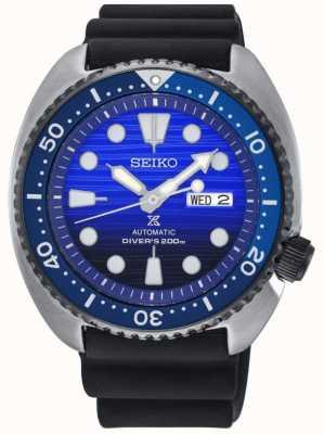 Seiko El | prospex | salvar el océano | tortuga | automático | buzo | SRPC91K1