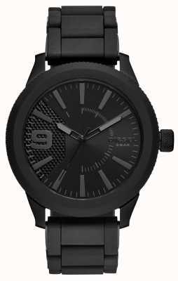 Diesel Reloj de pulsera de metal negro para hombre. DZ1873
