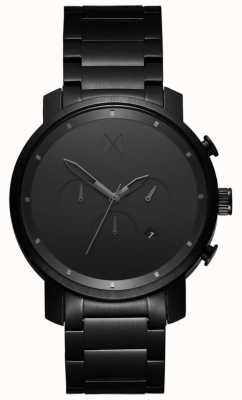 MVMT Chrono 45mm enlace negro | pvd negro | esfera negra D-MC01BB