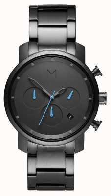 MVMT Mens chrono 40mm gunmetal MC02-GU