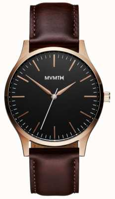 MVMT Mens 40 series marrón MT01-BLBR