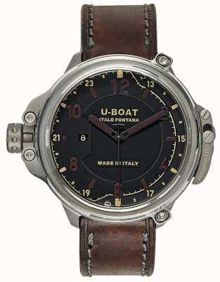 U-Boat Cápsula de edición limitada 50 negro 7469