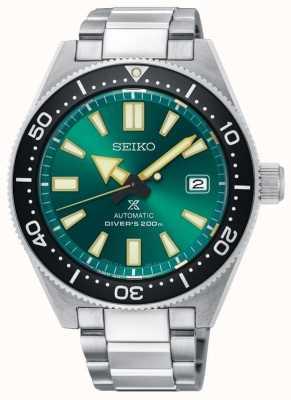 Seiko Prospex verde edición limitada buzos 200m acero automático. SPB081J1