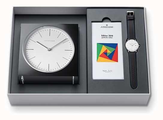 Junghans Reloj de facturación y reloj Max set edición limitada 2018 363/2816.00