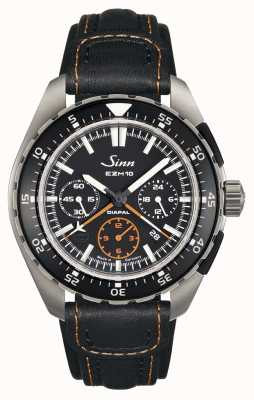 Sinn Mens ezm 10 cuero testaf 950.011 LEATHER