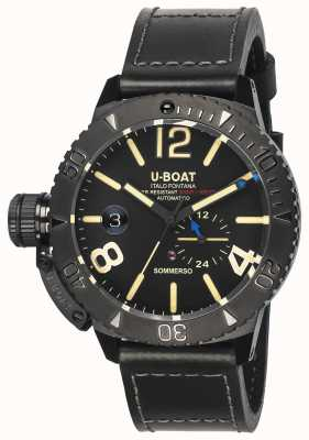 U-Boat Sommerso 46 dlc reloj automático 9015