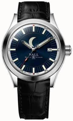Ball Watch Company Engineer ii moon phase date display dial azul NM2282C-LLJ-BE