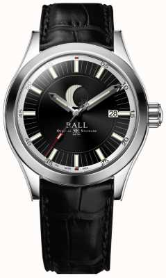 Ball Watch Company Engineer ii moon phase date display dial negro NM2282C-LLJ-BK