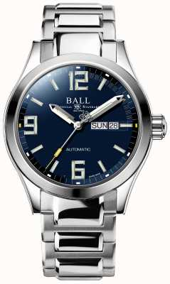 Ball Watch Company Engineer iii legend calendario automático azul día y fecha de visualización NM2028C-S14A-BEGR