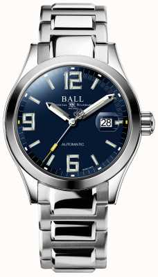 Ball Watch Company Ingeniero iii leyenda azul marcado dial día y fecha NM2126C-S3A-BEGR