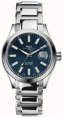 Ball Watch Company Ingeniero ii Marvelight marcación automática fecha azul pantalla NM2026C-S6-BE