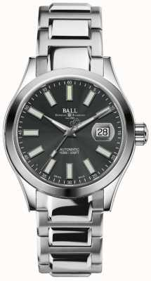 Ball Watch Company Engineer ii marvelight indicador automático de fecha con esfera gris NM2026C-S6-GY