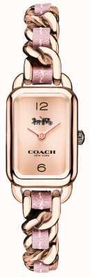 Coach Reloj ludlow rosa mujer oro y rosa pulsera 14502844