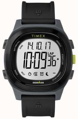 Timex Iron Man Essential reloj negro TW5M18900SU