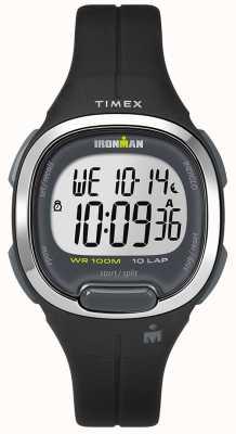 Timex Iron man essential reloj violeta y cromo TW5M19700SU