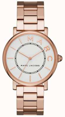 Marc Jacobs Reloj clásico para mujer marc jacobs rosa dorado MJ3523