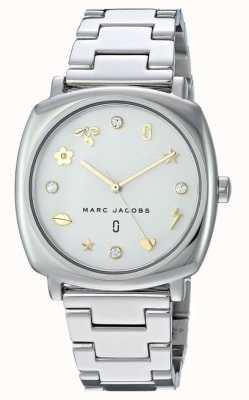 Marc Jacobs Reloj clásico para mujer marc jacobs dorado MJ3572