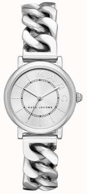 Marc Jacobs Reloj clásico para mujer marc jacobs plateado MJ3593