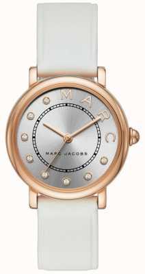 Marc Jacobs Reloj clásico de mujer marc jacobs rojo cuero MJ1634