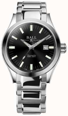 Ball Watch Company Ingeniero m marvelight 43mm esfera negra NM2128C-S1C-BK