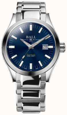 Ball Watch Company Ingeniero m marvelight 43mm esfera azul NM2128C-S1C-BE