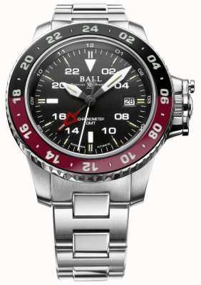 Ball Watch Company Ingeniero de hidrocarburos aerogmt ii 42mm esfera negra DG2018C-S3C-BK