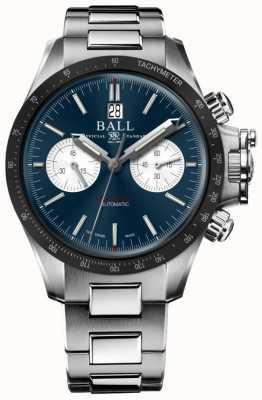 Ball Watch Company Ingeniero hidrocarbono cronógrafo 42mm esfera azul CM2198C-S1CJ-BE