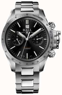 Ball Watch Company Ingeniero hidrocarburo racer cronógrafo 42mm esfera negra CM2198C-S2CJ-BK