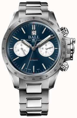 Ball Watch Company Ingeniero hidrocarbono cronógrafo 42mm esfera azul CM2198C-S2CJ-BE