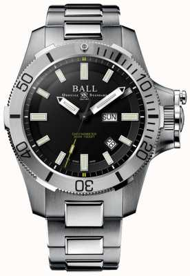 Ball Watch Company Ingeniero hidrocarburo 42mm guerra submarina acero inoxidable DM2276A-SCJ-BK