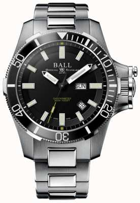 Ball Watch Company Ingeniero hidrocarburo 42mm submarino guerra cerámica DM2236A-SCJ-BK