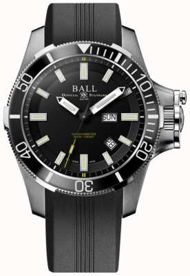 Ball Watch Company Ingeniero hidrocarburo 42mm submarino guerra cerámica DM2236A-PCJ-BK