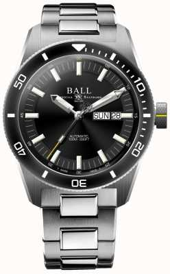 Ball Watch Company Ingeniero maestro ii skindiver patrimonio 41mm DM3128C-SC-BK