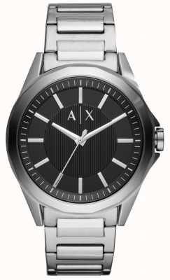 Armani Exchange Reloj para hombre de acero inoxidable AX2618