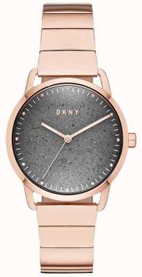 DKNY Dkny ladies greenpoint reloj oro rosa NY2757