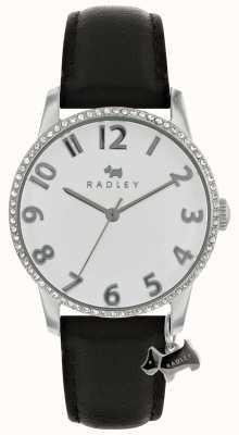 Radley Reloj de mujer de piedra negra RY2723
