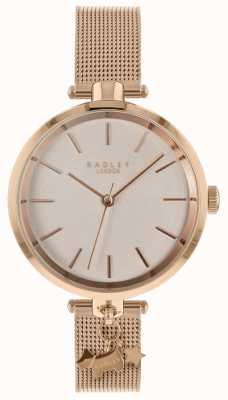 Radley Reloj de mujer de oro rosa RY4364