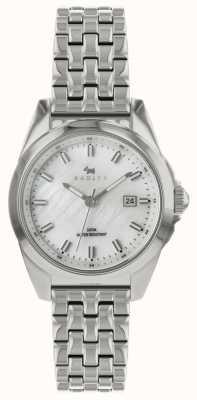 Radley Reloj de mujer de deportes suaves de plata RY4357