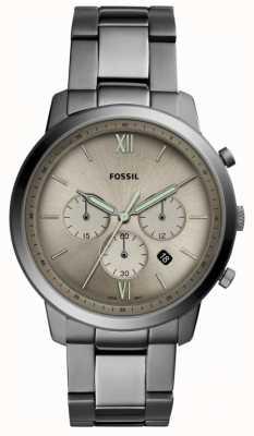 Fossil El | neutra cronógrafo reloj de humo para hombre | FS5492