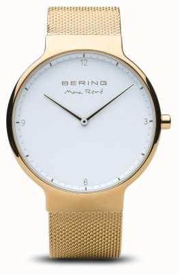 Bering Max rené | oro pulido 15540-334