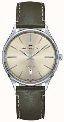 Hamilton Jazzmaster thinline automático H38525811