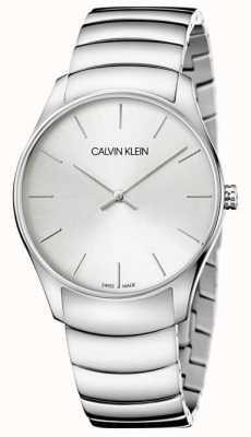 Calvin Klein Reloj de hombre clásico también. K4D21146