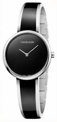 Calvin Klein Reloj de seducción K4E2N111