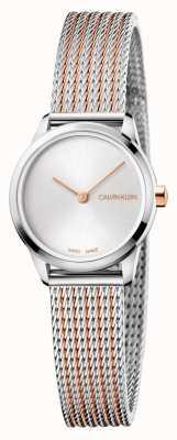 Calvin Klein Reloj minimo K3M23B26