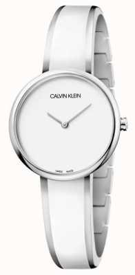 Calvin Klein Reloj de seducción K4E2N116
