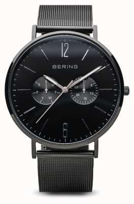 Bering Clásico | negro pulido | hombres | 14240-223