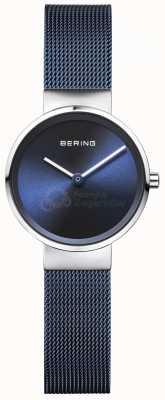 Bering Señoras clásicas reloj negro malla 14526-307