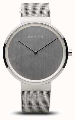 Bering Clásico | plata pulida | bering 14539-000